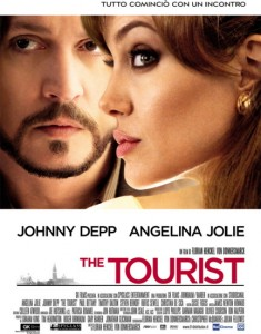 "Conferenza Stampa ""The Tourist"""